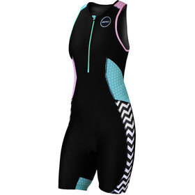 Zone3 Activate Plus Trisuit Damen zebra